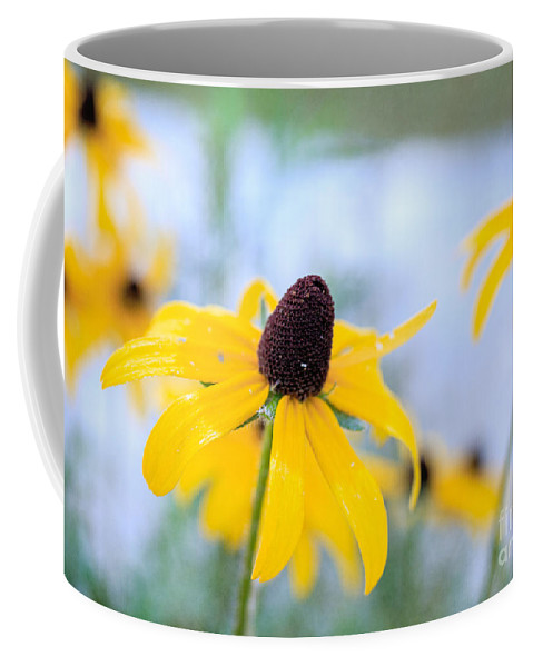 Flower Coffee Mug featuring the photograph Wildflowers by Edward Fielding