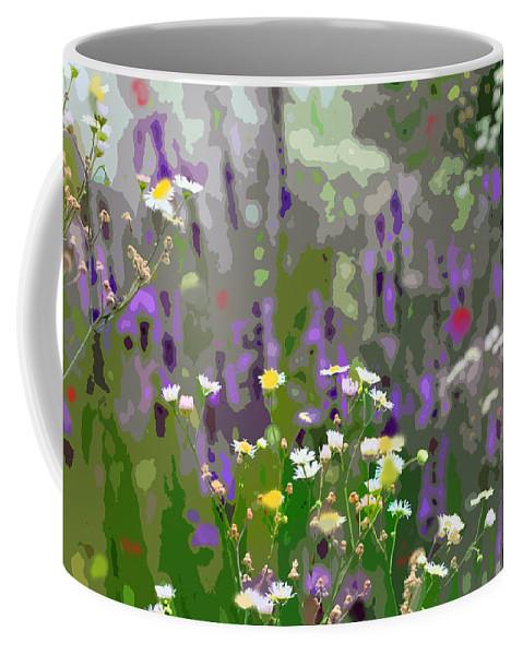 Wildflowers Coffee Mug featuring the photograph Wildflowers by Jackson Pearson