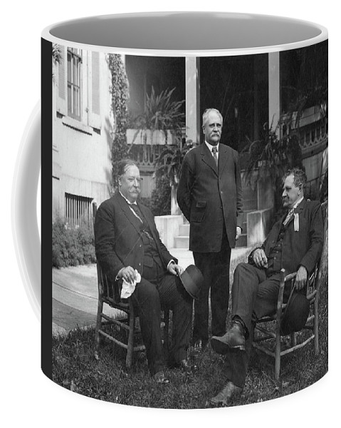 1910 Coffee Mug featuring the photograph William Howard Taft(1857-1930) by Granger