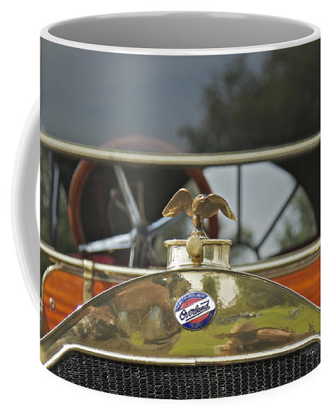 Willis Coffee Mug featuring the photograph Willis Overland by Jack R Perry
