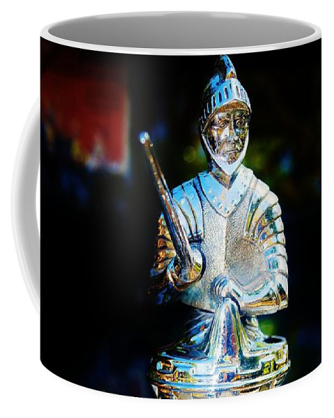 Coffee Mug featuring the photograph Willys Knight by Daniel Thompson