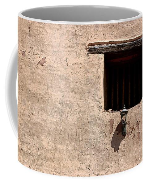 Window Coffee Mug featuring the photograph Window Of God by Joe Kozlowski