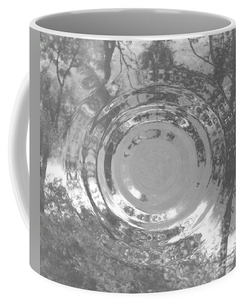 Forest Coffee Mug featuring the photograph Winter Lake by Joseph Baril