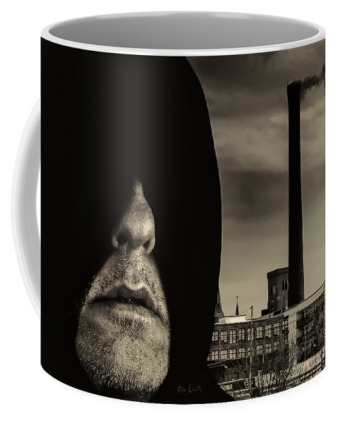 Portrait Coffee Mug featuring the photograph Working Class Man by Bob Orsillo