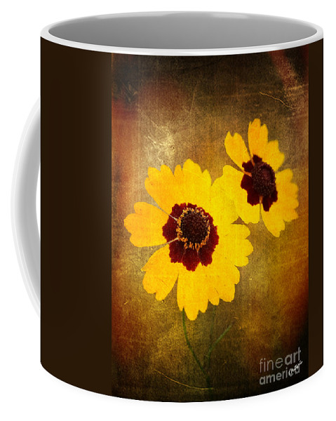 Flower Coffee Mug featuring the photograph Yellow Prize by Scott Pellegrin