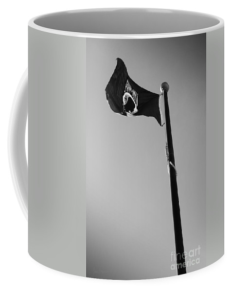 Pow Coffee Mug featuring the photograph You Are Not Forgotten by Luke Moore