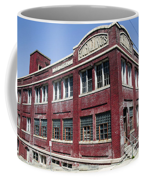 Yuenglings Coffee Mug featuring the photograph Yuenglings by Bill Cannon