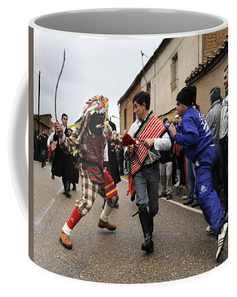 Spain Coffee Mug featuring the photograph Zangarron 4 by Rafa Rivas