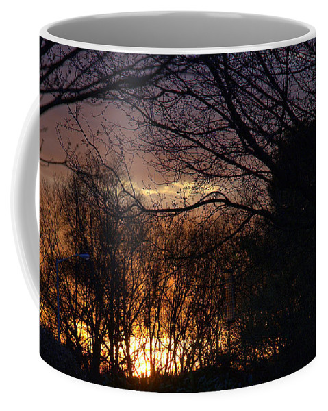 Sunrise Coffee Mug featuring the photograph Dawn Of A New Day by Bruce Carpenter