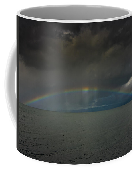 The Promise Coffee Mug featuring the photograph The Promise by Mitch Shindelbower
