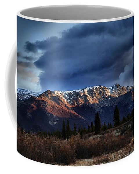 Alaska Coffee Mug featuring the photograph Alaskan Morning by Rick Berk