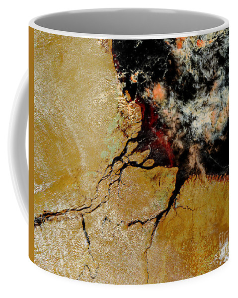 Amazon Coffee Mug featuring the photograph Amazon River In Northern Brazil by Stocktrek Images