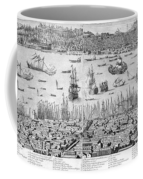 1713 Coffee Mug featuring the photograph Constantinople, 1713 by Granger
