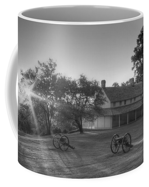 Cravens House Coffee Mug featuring the photograph Cravens House by David Troxel