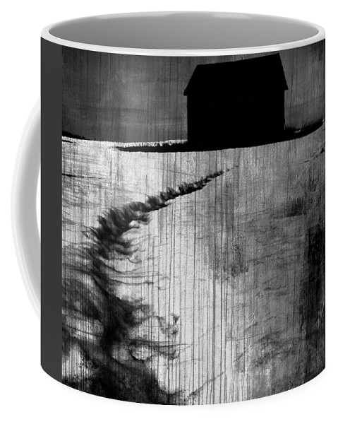 Jerry Cordeiro Coffee Mug featuring the photograph Crawling Home Blues by The Artist Project
