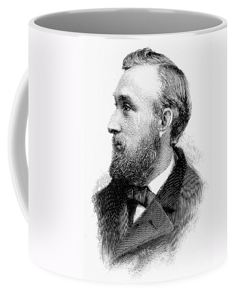 19th Century Coffee Mug featuring the photograph Edward Charles Pickering by Granger
