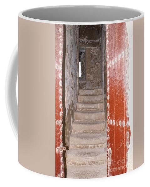 Africa Coffee Mug featuring the digital art Essaouira In Morocco by Carol Ailles