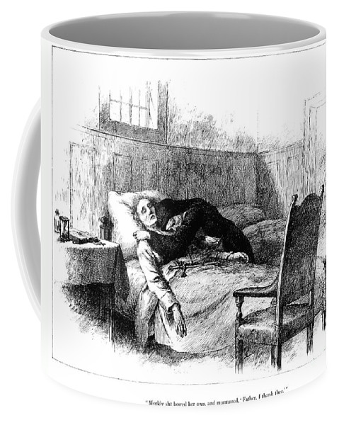 1884 Coffee Mug featuring the photograph Longfellow: Evangeline by Granger