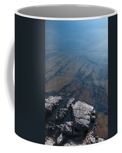 Bay Coffee Mug featuring the photograph Nature Patterns by Svetlana Sewell