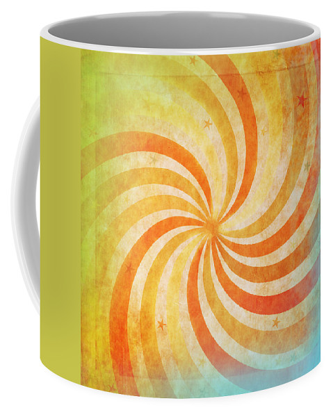 Abstract Coffee Mug featuring the photograph Old Grunge Paper by Setsiri Silapasuwanchai