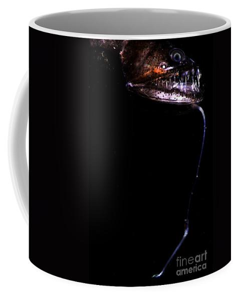 Pacific Blackdragon Coffee Mug featuring the photograph Pacific Blackdragon by Dante Fenolio