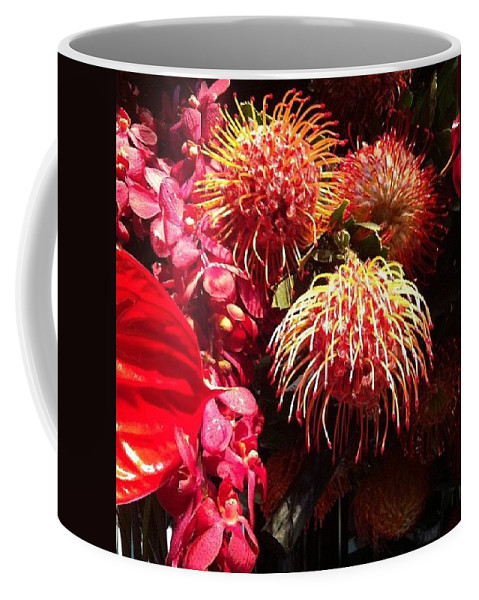 Show Coffee Mug featuring the photograph Philadelphia Flower Show by Katie Cupcakes