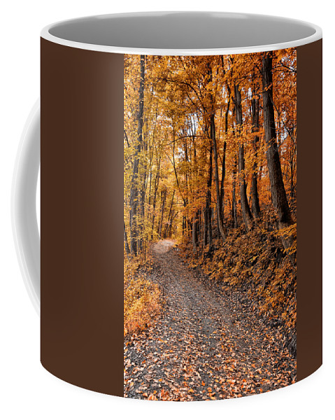 Ramble On Coffee Mug featuring the photograph Ramble On by Bill Cannon