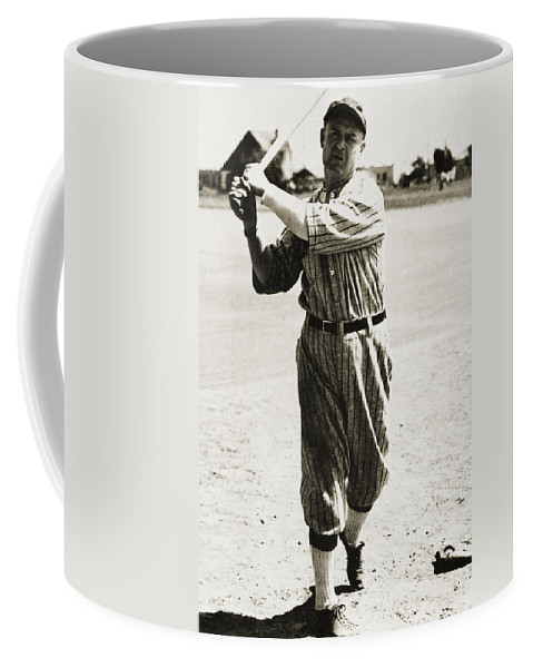 20th Century Coffee Mug featuring the photograph Samuel Crawford (1880-1968) by Granger
