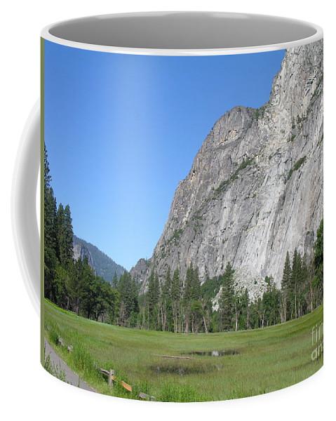 Yosemite National Park Coffee Mug featuring the photograph Yosemite National Park by Diane Greco-Lesser