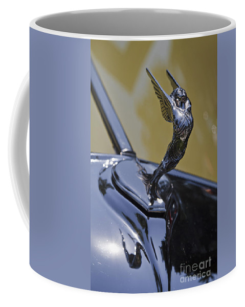 Classic Coffee Mug featuring the photograph 1932 Desoto by Dennis Hedberg