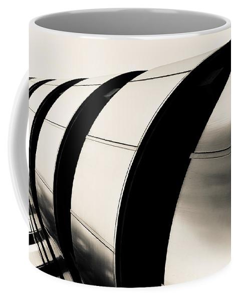 Lloyds Coffee Mug featuring the photograph Lloyds Building London by David Pyatt