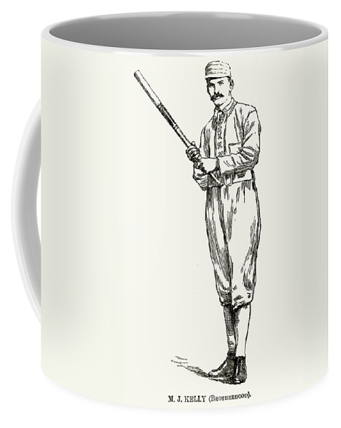 1890 Coffee Mug featuring the photograph Michael Joseph Kelly by Granger