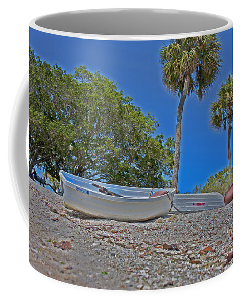 Sarasota Coffee Mug featuring the photograph Sarasota Bayfront by Betsy Knapp