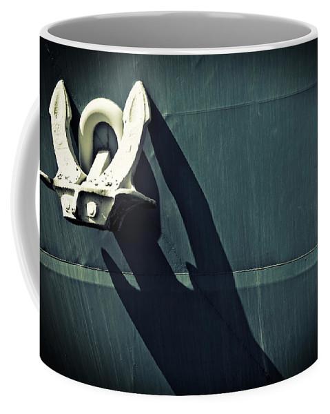 Anchor Coffee Mug featuring the photograph Anchor by Joana Kruse