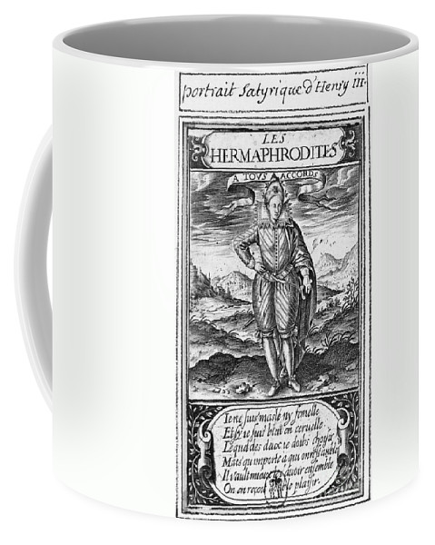 1589 Coffee Mug featuring the photograph Henry IIi (1551-1589) by Granger