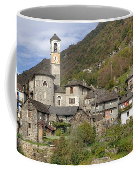 Lavertezzo Coffee Mug featuring the photograph Lavertezzo - Ticino by Joana Kruse