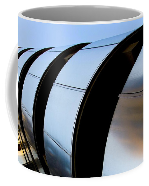 Lloyds Coffee Mug featuring the photograph Lloyds Building London by David Pyatt