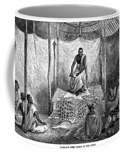 1862 Coffee Mug featuring the photograph John H. Speke (1827-1864) by Granger