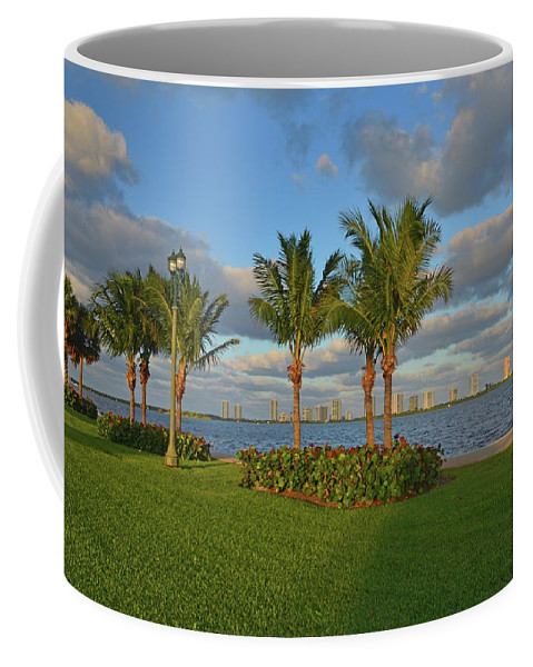 Kelsey Park Coffee Mug featuring the photograph 6- Kelsey Park by Joseph Keane