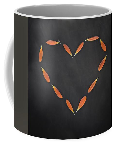 Heart Coffee Mug featuring the photograph Heart by Joana Kruse