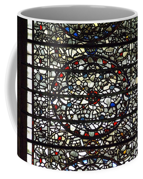 Church Coffee Mug featuring the digital art Scenes From The City Of York by Carol Ailles
