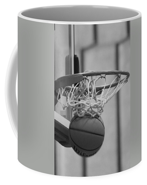 Net Coffee Mug featuring the photograph A Collection Of Points by Laddie Halupa