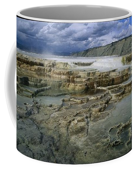 Coffee Mug featuring the photograph A View Across Mammoth by National Geographic