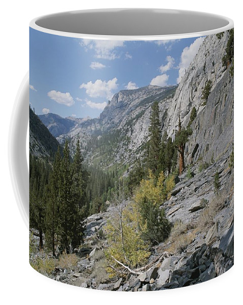 North America Coffee Mug featuring the photograph A View Through Goddard Canyon by Rich Reid