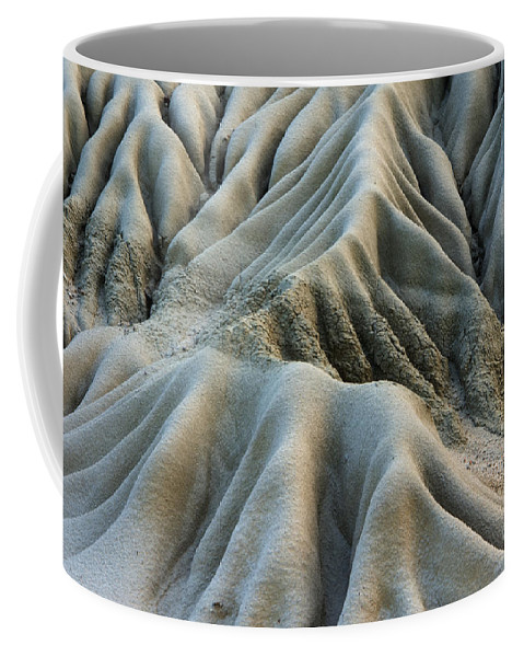 Nature Coffee Mug featuring the photograph A Wrinkle In Time by Bob Christopher