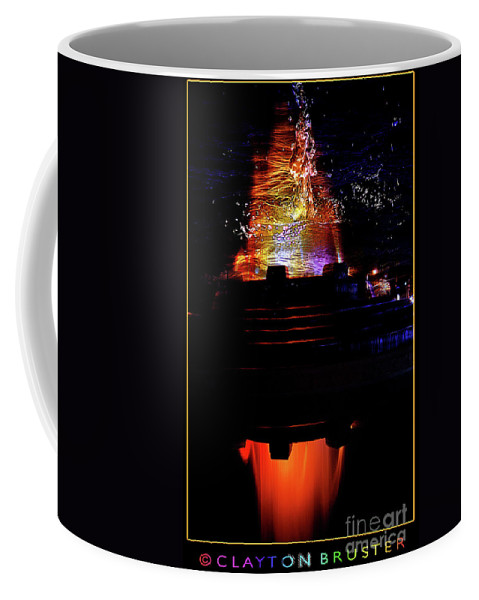 All Rights Reserved Coffee Mug featuring the photograph Accuracy of Reflection by Clayton Bruster