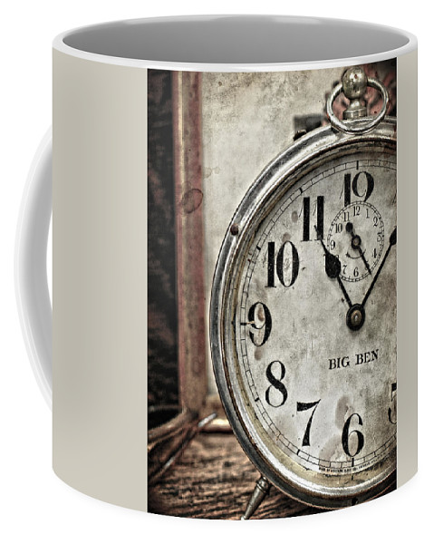 Jerry Cordeiro Photographs Framed Prints Coffee Mug featuring the photograph After Eleven by The Artist Project