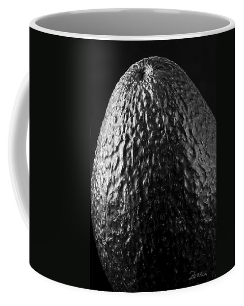 Photography Coffee Mug featuring the photograph Alien Egg by Frederic A Reinecke