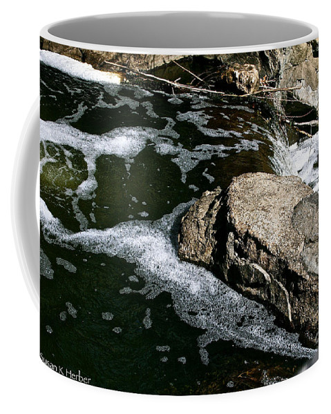 Outdoors Coffee Mug featuring the photograph Almost Over by Susan Herber