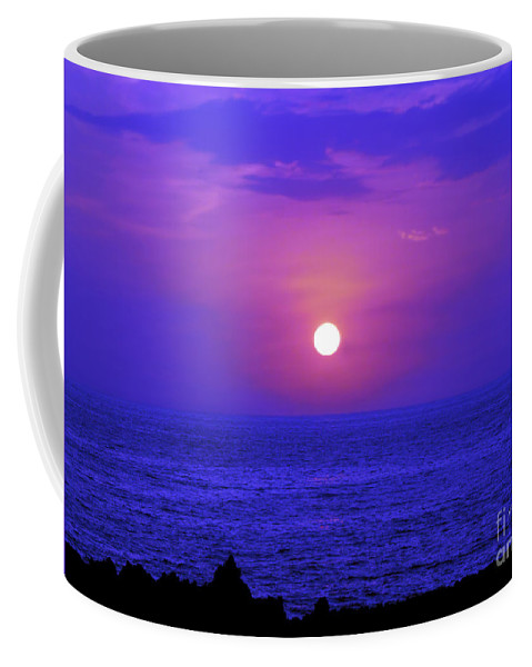Fine Art Photography Coffee Mug featuring the photograph Aloha Iv by Patricia Griffin Brett